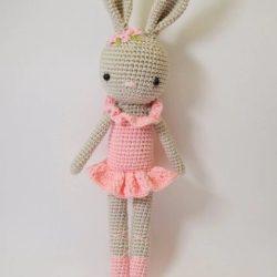 f969f5ca1 ▷ Conejo de crochet - TODO DE CROCHET